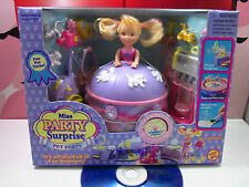 Miss Party Surprise Doll PET PARTY Patty 1999 Playset Toy Biz Vintage Rare MISB