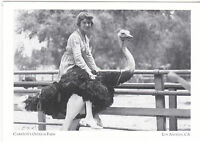 """Cawston's Ostrich Farm"" -S.Pasadena- Los Angeles, California {Postcard} (#49)"