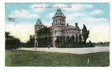 Pavilion Victoria Park - Leicester Photo Postcard 1908