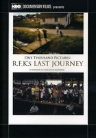 One Thousand Pictures: R.F.K.'s Last Journey (2012, DVD New) DVD-R