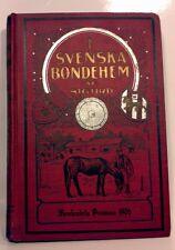 Hedenstierna, Alfred - I Svenska Bondehem - 1906 - Very Good Illustrated