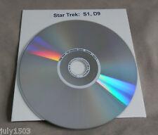 NEW Star Trek Original Series Season 1 Disc 9 Replacement DVD  Remastered
