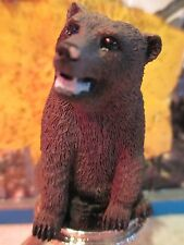 Grizzly Bear Wine Stopper