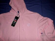 Jacksonville Jaguars Hoodie Ladies XL Pink Full Zip Reebok NFL Womens Jacket