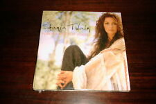 SHANIA TWAIN SPANISH CD SINGLE SPAIN 1 TRACK FOREVER CARD SLEEVE