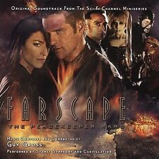 Farscape: The Peacekeeper Wars (Original Soundtrack) by Guy Gross (CD, Oct-20...