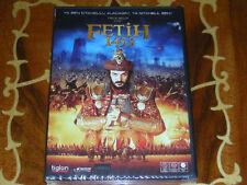 FETIH 1453 TURK FILM DVD INGILIZCE ALMANCA FRANSIZCA ALTYAZI OSMANLI TURKIYE