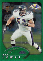 2002 TOPPS CHROME NFL FOOTBALL CARD - PICK CHOOSE YOUR CARDS