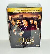 COFFRET 3 DVD VIDEO LES PILIERS DE LA TERRE