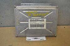 2000-2001 Pontiac Grand Prix Engine Computer Unit ECU 09380717 Module 63 11D8