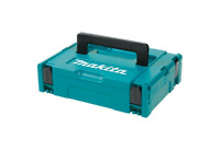 Makita Portable Small Tool Box Storage Organizer Container Chest Case Latches