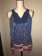 Womens Almost Famous Size Medium Tank Top, Excellent Condition!