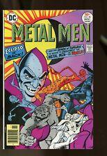 METAL MEN #48 FINE+ 6.5 1976 DC COMICS