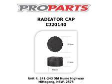 ALFA ROMEO 147 2001-2010, 156 1998-2006 RADIATOR CAP - CJ20140