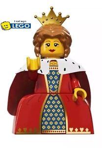NEW LEGO Minifigures Queen Series 15 71011 Genuine Sealed Minifigure