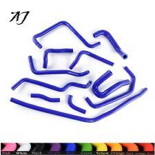 For Mazda Miata 98-05 Mx5 MX-5 1.8 MK2 NB Silicone Coolant Breather Hose Blue