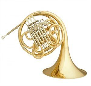 Hans Hoyer 801G-L Doppelhorn