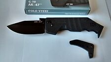 Cold Steel AK47 original 1st generation Axis Ultra Lock 58 LAKB G-10 Knife
