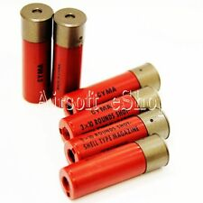 Airsoft CYMA 6pcs Pack Shotgun Spare Shell Magazine