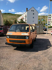 VW Bus T3 TD 70PS Bj.1990