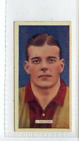 (Jc5163-100)  CARRERAS,POPULAR FOOTBALLERS,J.HALLOWS,BRADFORD CITY,1936,#35