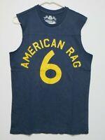 NEW American Rag Men's Muscle Carbon Blue Tank Top Size S M L XL XXL