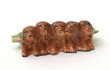 Beswick Dogs - Five Puppy Ashtray No.869 1940-1967