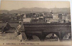 16 CARTES POSTALES TAZA ( Maroc ). Début XXeme.