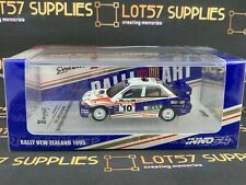 Inno64 Mitsubishi Lancer Evolution III #10 New Zealand Rally 1995 1:64