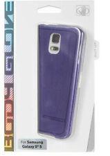 New OEM Body Glove Satin Purple Case For Samsung Galaxy S5