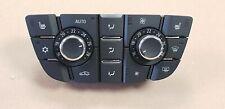 Genuine Vauxhall Meriva B Cascada Astra J Heater Controls 13360107