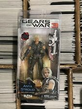 NECA Player Select Gears Of War 3 Series 1 Anya Stroud 7-inch Action Figure