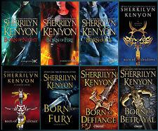Sherrilyn Kenyon Paranormal LEAGUE NEMESIS RISING Series Paperback Book Set 1-8!