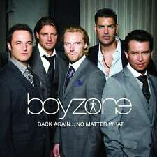 Greatest Hits - Back Again..no Matter What - Boyzone CD POLYDOR