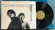 THE ANDERS AND PONCIA ALBUM~VG++/NM- ORG 1969 WB LP~SHRINK~SEVEN ARTS~PERRY