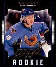 2011-12 Upper Deck MVP  Carl Klingberg Rookie #89
