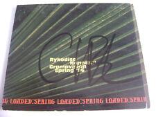 Rykodisc Hannibal Gramavision Spring '96 (Promo CD) Alejandro Escovedo, Morphine