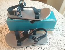 NEW Columbia Mens Red River Athletic Sandal Water Sandal Navy size 10