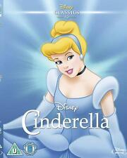 Cinderella (Limited Edition Artwork Slipcover) [Blu-ray] [Region Free] [Blu-ray]