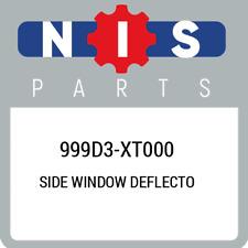 999D3-XT000 Nissan Side window deflecto 999D3XT000, New Genuine OEM Part