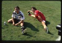 1994 DIEGO SERRANO Candid Original 35mm Slide Transparency 24 BLACKOUT ACTOR
