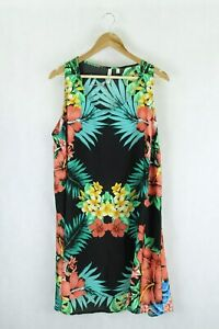 Piper Tropical Dress 20 by Reluv Clothing