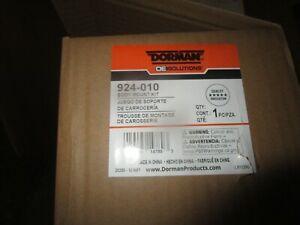 Body Mount Dorman 924-010 88-98 c/k 1500 2500 3500 tahoe suburban chevy gmc