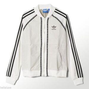 adidas Originals x Topshop Superstar Leather Tracktop Sizes 6-14 White BNWT