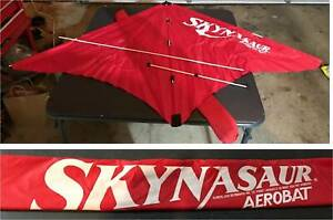 Rare Skynasaur Aerobat Stunt Kite Vintage Early 80's VG condition