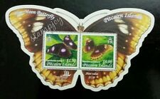 Pitcairn Islands Moth 2005 Butterfly Insect (miniature sheet) MNH *odd *unusual