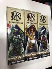 Mage Knight Dungeons Pyramid Booster Pack x3 BNIB NOS