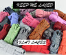 FLAT PREMIUM STYLE SHOELACES MULTICOLOR LACES NIKE ADIDAS BUY 1 GET 1 50% OFF