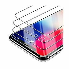 iPhone X / I phone XS 10 Pack of Tempered Glass Screen Protectors SHIPS U.S.A