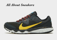 """Nike Juniper Trail """"Black Grey Yellow"""" Men's Trainers Limited Stock All Sizes"""